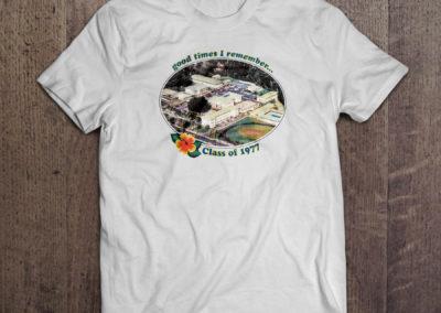 class of 1977 DTG Tee
